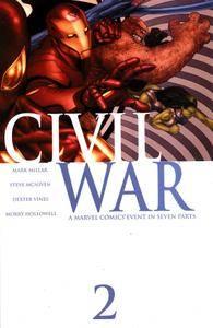 Civil War 02 of 7
