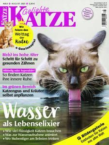 Geliebte Katze – August 2021