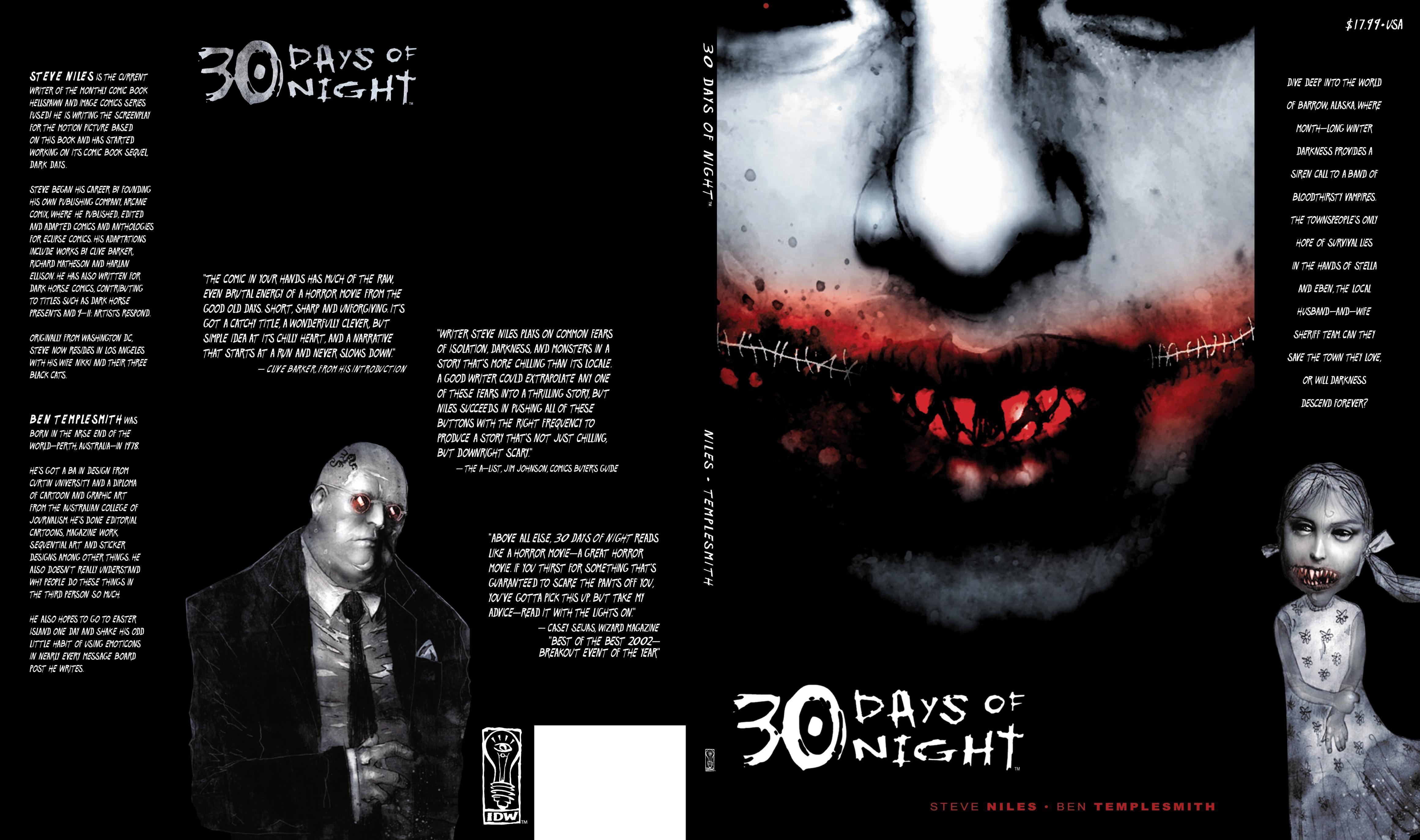 30 Days of Night 2003 digital