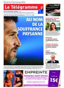 Le Télégramme Ouest Cornouaille – 25 septembre 2019