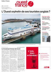 Ouest-France Édition France – 08 juin 2020