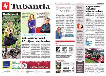 Tubantia - Hengelo – 08 september 2018