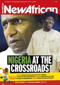 New African - April 2010