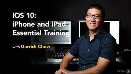 Lynda - iOS 10: iPhone and iPad Essential Training