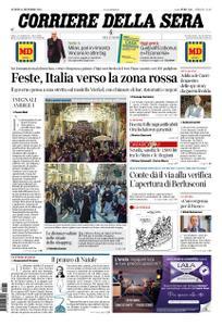 Corriere della Sera – 14 dicembre 2020