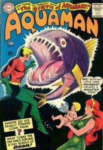Aquaman v1 23
