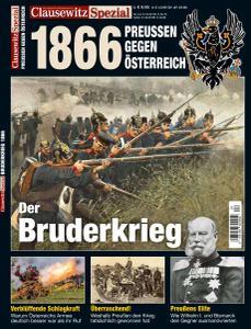 Clausewitz Spezial - Bruderkrieg 1866 - Nr.24 2019