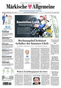 Neue Oranienburger Zeitung - 28. November 2017
