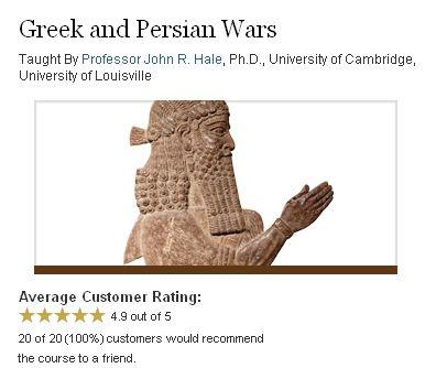 TTC Video - Greek and Persian Wars
