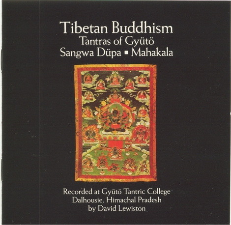 Tibetan Buddhism - Tantras of Gyuto (1975) [Re-Up]