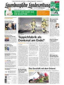 Lauenburgische Landeszeitung - 29. März 2018