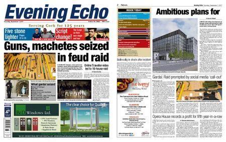 Evening Echo – September 07, 2017
