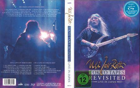 Uli Jon Roth - Tokyo Tapes Revisited: Live in Tokyo (2016) [Blu-ray & BDRip 720p]