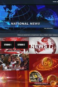 The News Bundle - Project for After Effects (BlueFX)
