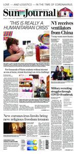 Sun Journal - Western Maine – April 05, 2020