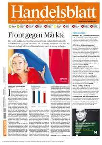 Handelsblatt - 08. Dezember 2015