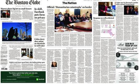 The Boston Globe – March 07, 2019