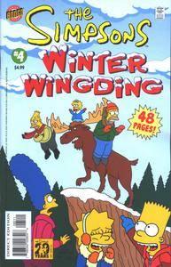 Simpsons Winter Wingding 04 2009