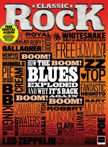 Classic Rock UK - June 2020