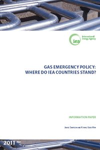 """Gas Emergency Policy: Where do IEA Countries Stand?"" by James Simpson, Kyung-Seok Min"