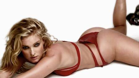 LOVE Advent 2016: Day 27 - Elsa Hosk by Hype Williams