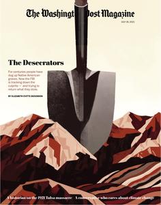The Washington Post Magazine - 18 July 2021
