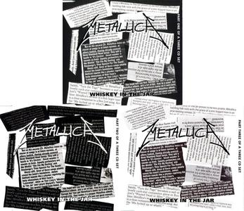 Metallica - Whiskey In The Jar (1999) [3CD Set]