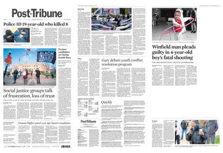 Post-Tribune – April 17, 2021