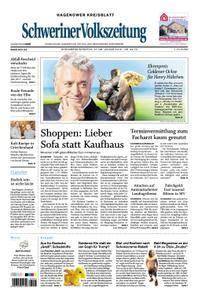 Schweriner Volkszeitung Hagenower Kreisblatt - 27. Januar 2018