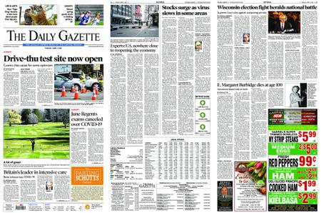The Daily Gazette – April 07, 2020