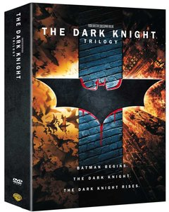 The Dark Knight Trilogy (2012) Limited Edition [RE-UP]