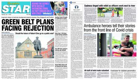 Shropshire Star North County Edition – July 11, 2020