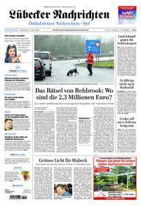 Lübecker Nachrichten Ostholstein Süd - 27. Januar 2018