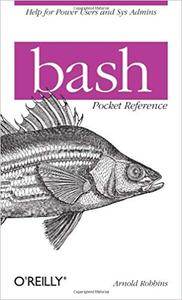 bash Pocket Reference [Repost]