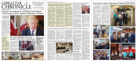 Gibraltar Chronicle – 11 September 2020