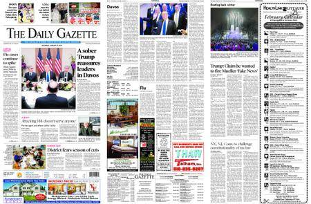 The Daily Gazette – January 27, 2018