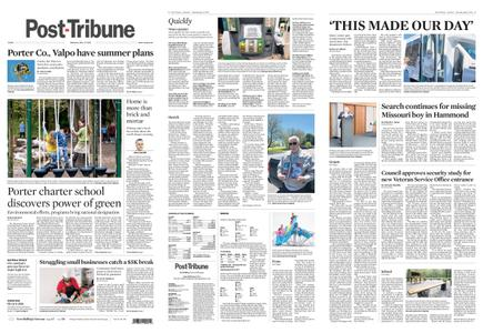 Post-Tribune – May 17, 2021