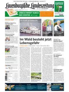 Lauenburgische Landeszeitung - 07. Oktober 2017