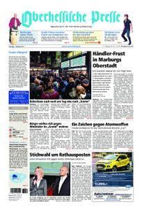Oberhessische Presse Marburg/Ostkreis - 07. Oktober 2017
