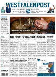 Westfalenpost Wetter - 04. Juni 2019