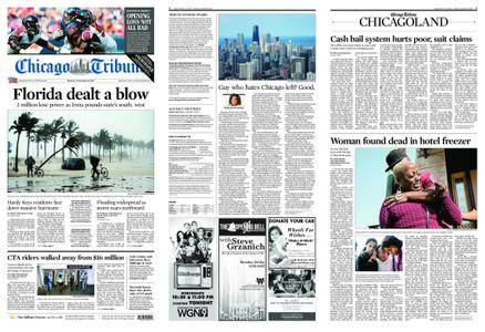 Chicago Tribune – September 11, 2017