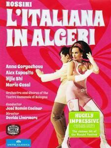 Jose Ramon Encinar, Orchestra & Chorus of the Teatro Comunale di Bologna - Rossini: L'Italiana in Algeri (2014)