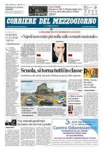 Corriere del Mezzogiorno Campania – 23 gennaio 2021