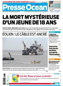 Presse Océan Saint Nazaire Presqu'île – 11 août 2020
