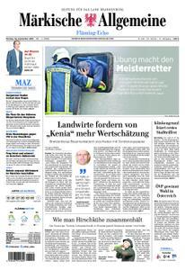 Märkische Allgemeine Fläming Echo - 30. September 2019