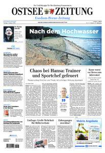 Ostsee Zeitung Wolgast - 04. Januar 2019