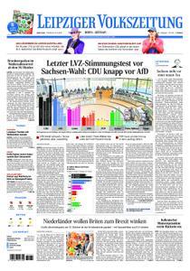 Leipziger Volkszeitung Borna - Geithain - 21. August 2019