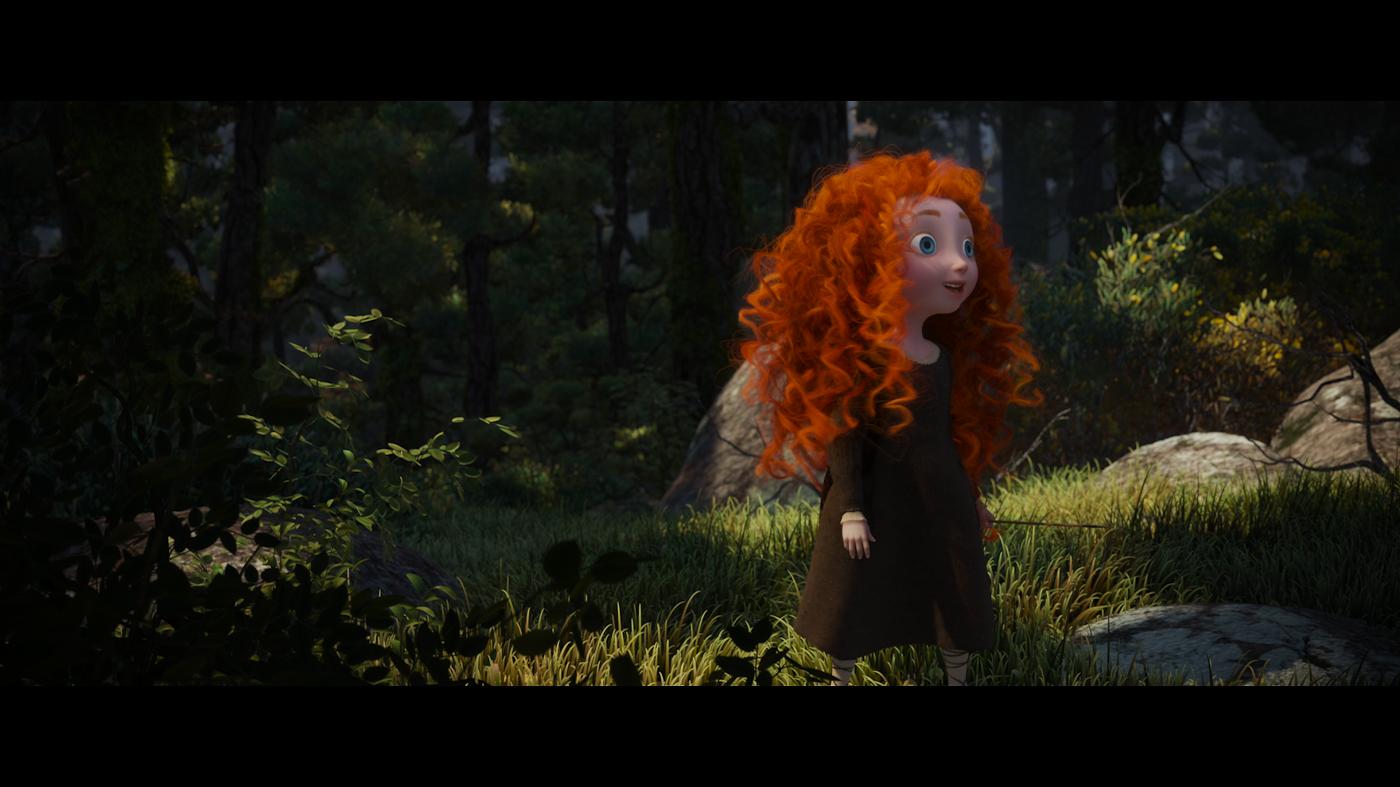 Brave (2012) [4K, Ultra HD]
