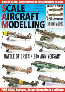 Scale Aircraft Modelling - July 2020