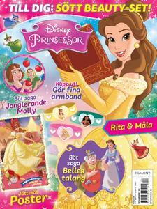 Disney Prinsessor – april 2021
